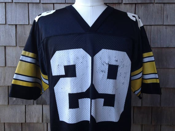 90s vintage Barry Foster Pittsburgh Steelers jersey 29 by  3bc73ec6e