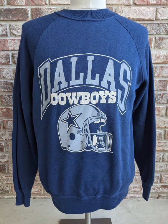 80s vintage Dallas Cowboys sweatshirt / Champion /