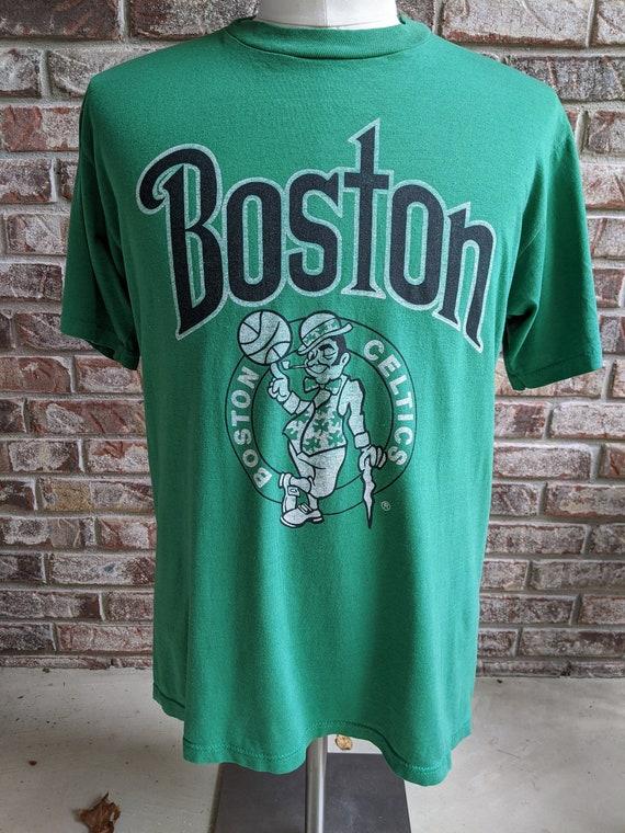 80s/90s vintage Boston Celtics T shirt / Large