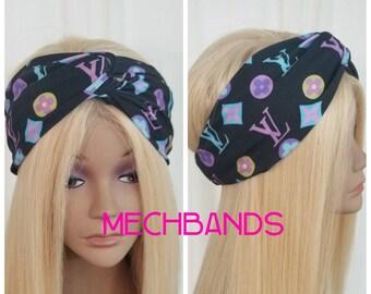a0df33aeb45f Louis Vuitton inspired Headband