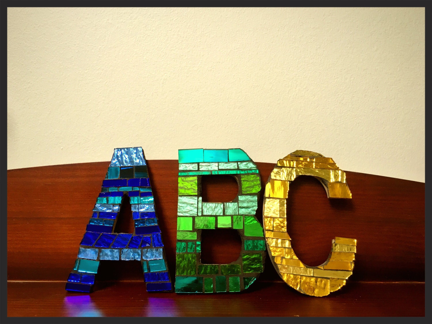 Wall Letters Numbers Alphabet Personalized Custom Housewarming ...