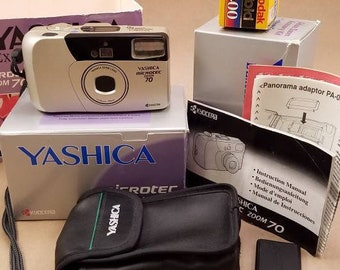 Yashica Microtec Zoom 70 - FREE SHIPPING