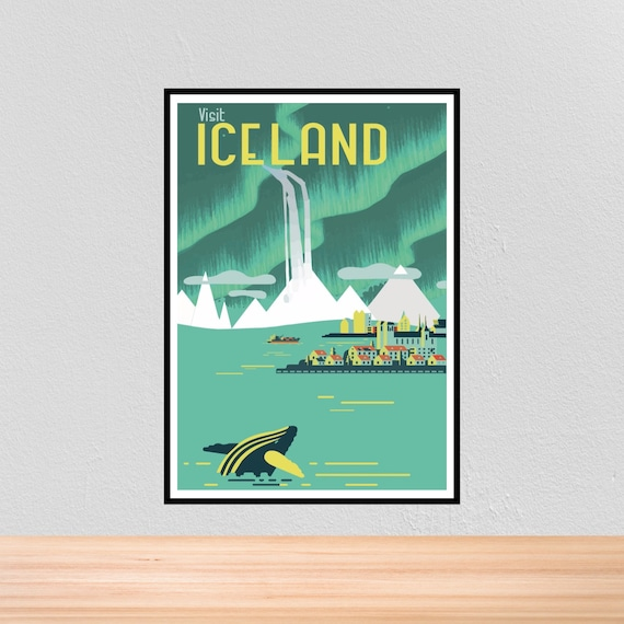 A1Tropical Island Poster Art Print 60 x 90cm 180gsm Holiday Travel Gift #8547