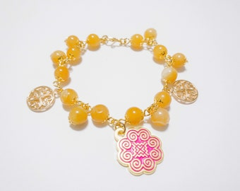 Hmong Bracelet - Adult size- Lisa Robin