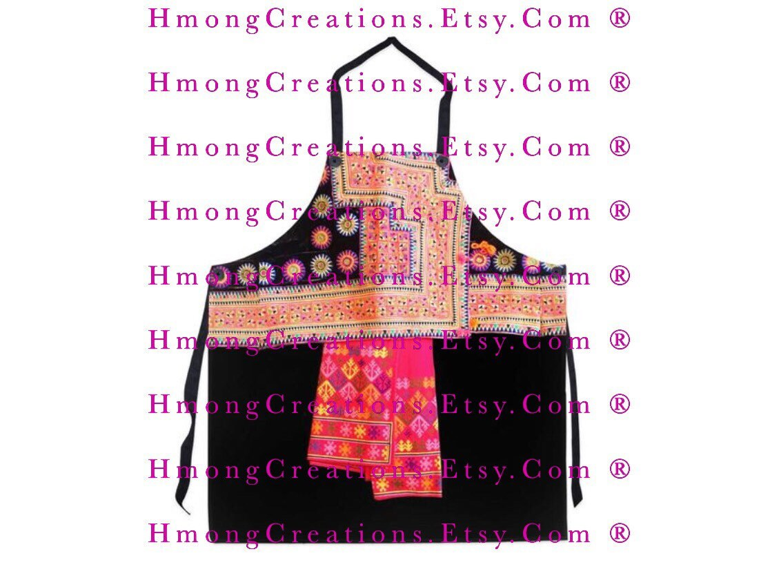 Spirit Lock Hmong Tie perseverance Hmong Tie #John