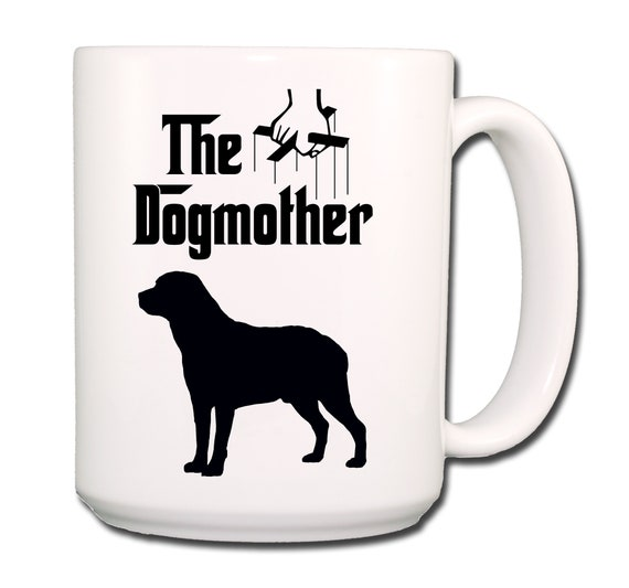 Labrador Retriever The Dogmother Extra Large 15 oz Coffee Mug
