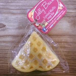Bakewell Tart Wax Waffle Melt