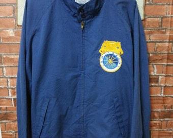 1af00d848 MEGA SALE LACOSTE Jacket 80 s Vintage Windbreaker Bomber Jacket Harrington  Raglan Sleeve Hipster Coat Izod Lacoste