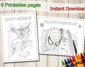 Lion King Coloring Pages INSTANT DOWNLOAD Lion King Party | Etsy