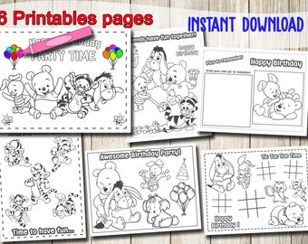 Free Winnie The Pooh Coloring Books, Download Free Clip Art, Free ... | 270x340