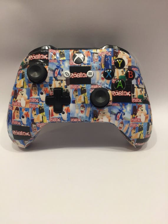 Roblox Xbox One Controller Etsy