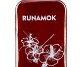 Runamok Maple - Hibiscus Flower Infused Maple Syrup - Vermont Organic