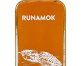 Runamok Maple - Makrut Lime Leaf-Infused Maple Syrup - Vermont Organic 250mL