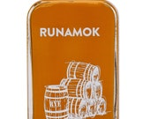 Runamok Maple - Whiskey Barrel-Aged Maple Syrup - Vermont Organic
