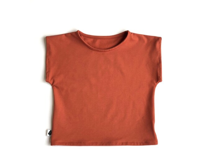 Copper T-shirt