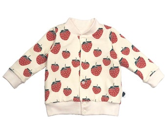 Strawberry Bomber