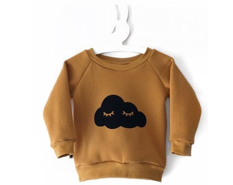 Sleepy cloud ochre sweat