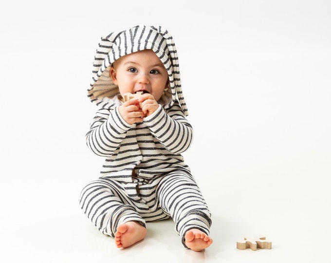 Baby child rabbit jumpsuit