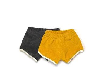 Retro Sponge Shorts