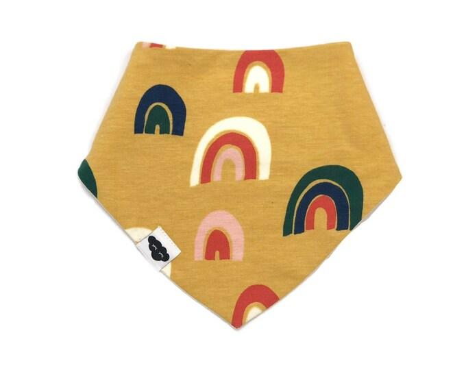 BBE bandana Rainbow ochre
