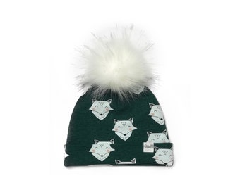Fox Fir Cap