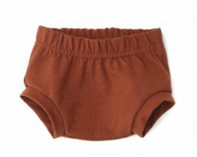 Bloomer copper Jersey okeo TeX-baby Bloomer-kids shorts