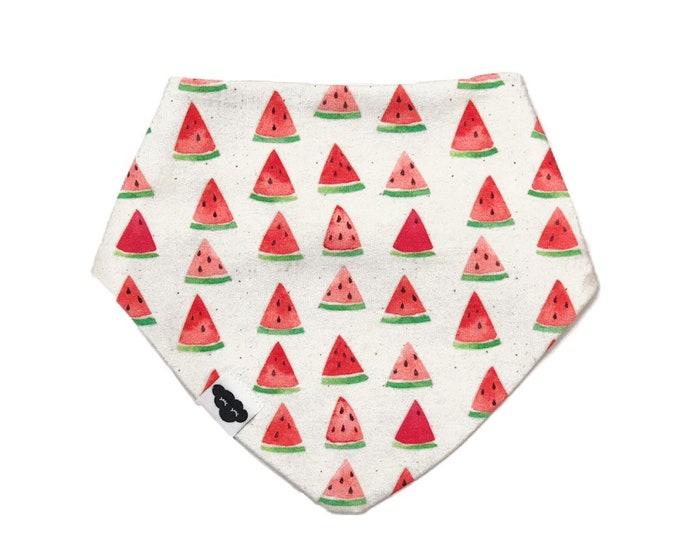 Bib bandana watermelons