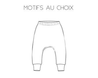 Baggy Pattern Pants to Choose