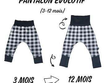 Evolutionary pants