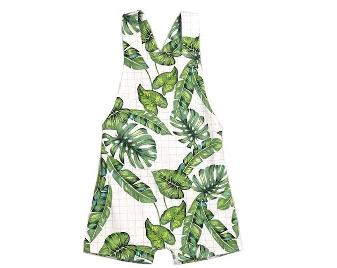 Short overalls foliage