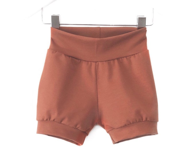 Copper shorts