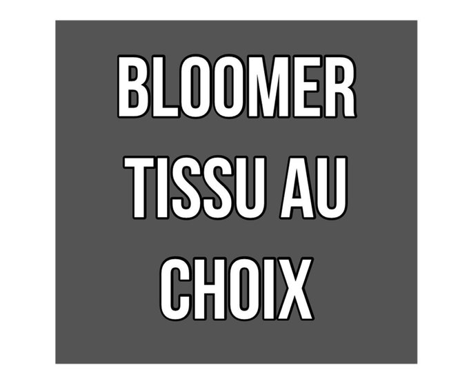 Bloomer color choice