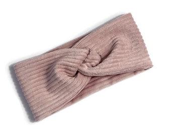 Twist Côtelé headband