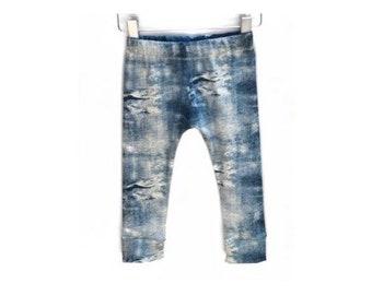 Legging jeans used