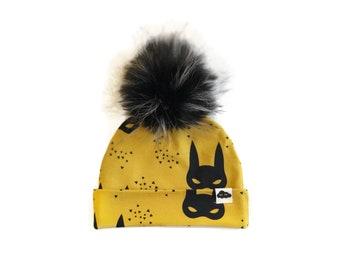 Batmask Cap