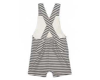 Short jumpsuit sailor