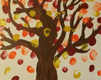Daniel's Fall Leaves
