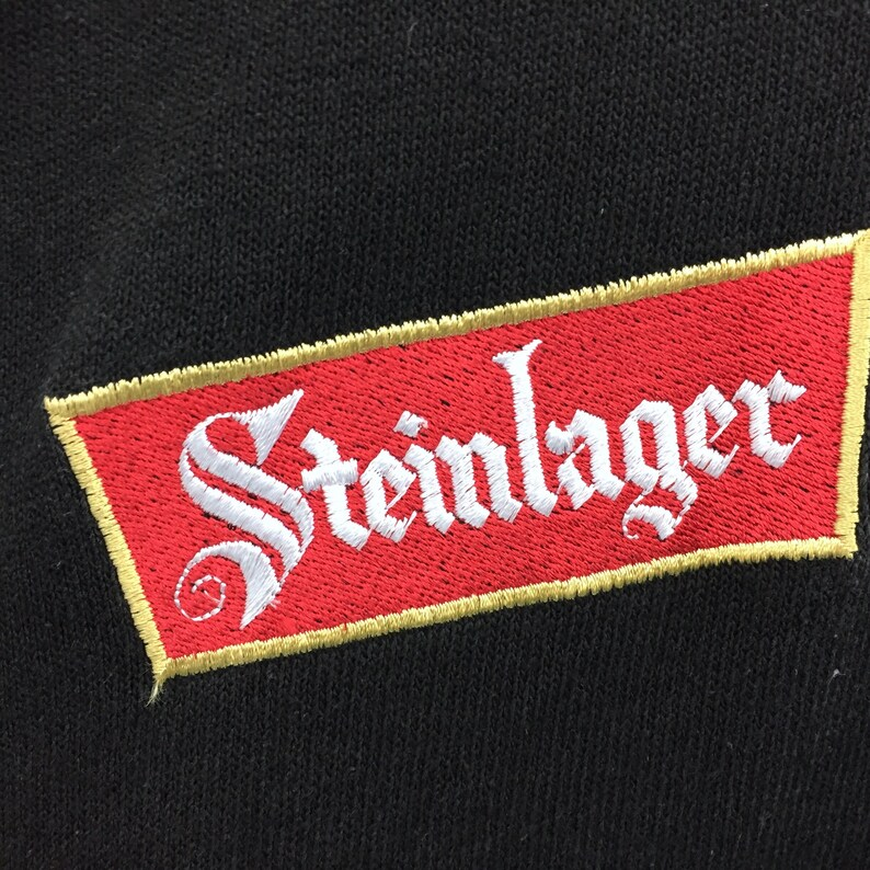 Vintage Canterbury Polos Short Sleeve Steinlager All Black New Zealand Spellout Embroidery Button Rugby Union Rare!!