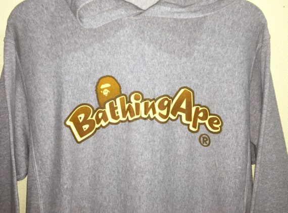 Never Vintage Bathing Pullover Size Kill Skateboards Hip A Ape Hoodie True Medium Hop Bape Streetwear Swag Shall Sweater Jumper Ape Ape 0Fdqxdp