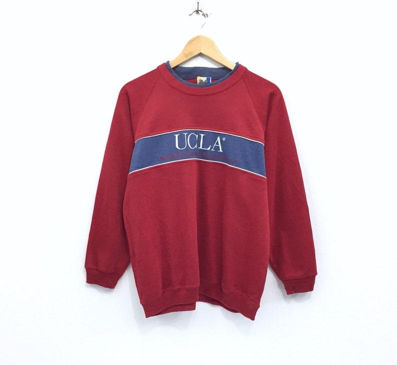 Rare Vintage Ucla Sweatshirt Ucla Bruins Basketball  9b8f18cb1
