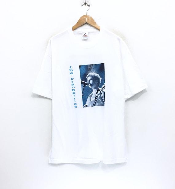 Rare!!! Vintage 90's The Cranberries T-shirt Both