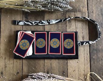 Tarot Card wrap bags