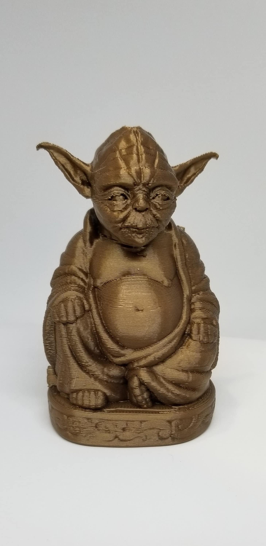 Yoda Buddha Statue Funny Buddha Star Wars Buddha Star Wars | Etsy
