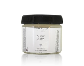 Glow Juice Vitamin C Moisture Bomb - From Molly With Love | Vitamin C Cream Facial Moisturizer | Face Cream