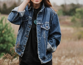90d381d8c Vintage Denim Jacket