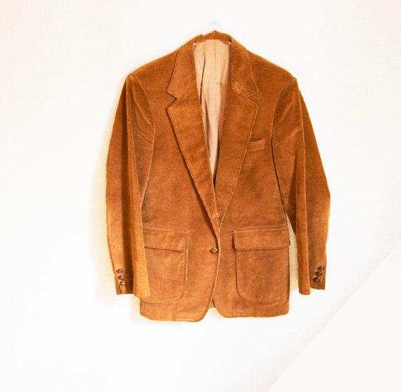 Veste Vintage en velours côtelé