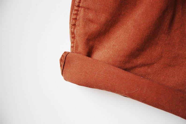 Golden High Waisted Shorts SALE