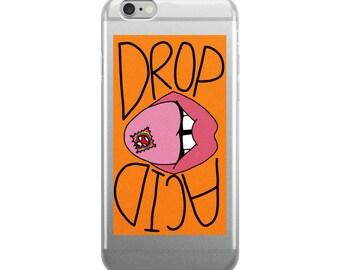Drop acid iPhone Case