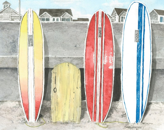 Narragansett Surfboards