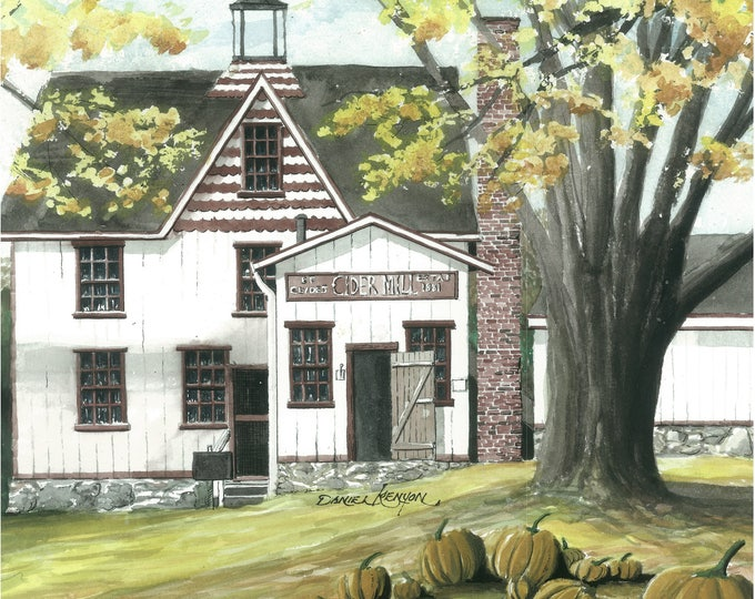 Clydes Cider Mill